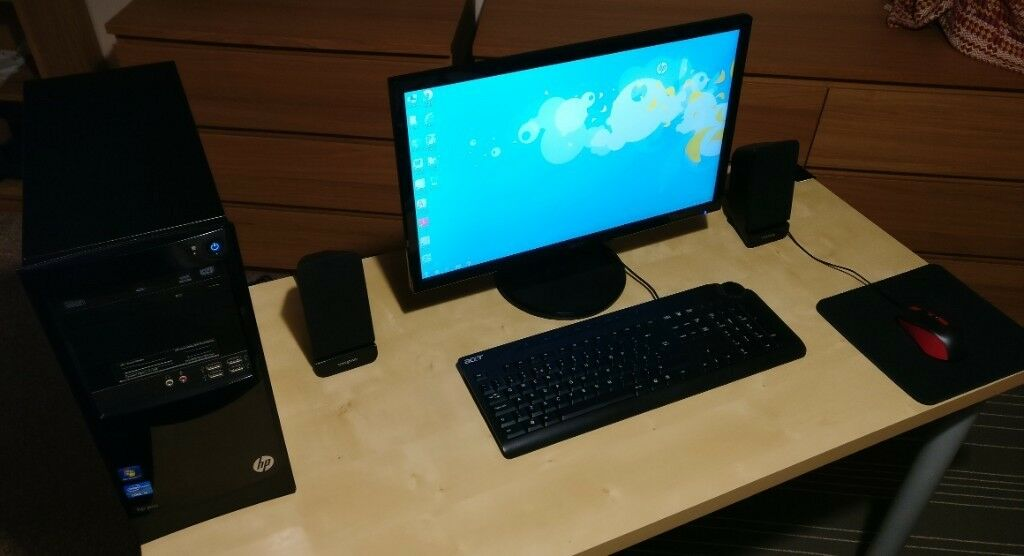 Complete PC - HP Pro 3300  i3 - SSD  | in Calverley, West Yorkshire |  Gumtree
