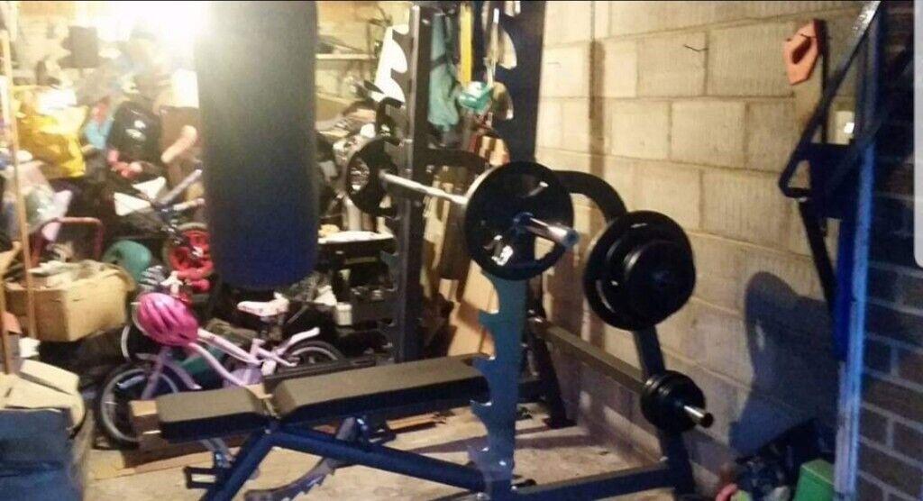Garage gym set in sunderland tyne and wear gumtree