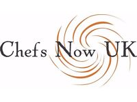 Relief Chefs ~ Long & Short term contracts £11/£13ph ~ Milton Keynes