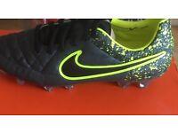 Boy's football shoes