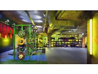 Gymbox Farringdon - 9 month contract - discounted £71pm