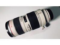 CANON 70-200mm 2.8 NON IS MK1