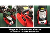 NEW Cobra Roller Lawnmower with Electric Start