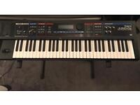Roland Juno-Di Sythesizer Keyboard With Stand/Indian tones
