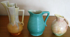Ceramic Jugs £1.50 - £2.50 each