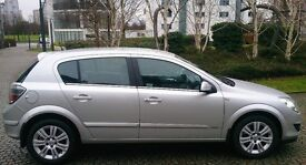 VAUXHALL ASTRA DESIGN 1.9 CDTI++ 5 DRS HATCHBACK++FSH** EXCELLENT CONDITION