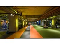 Gymbox Farringdon 6 month membership at 18 month rate (£65 per month)