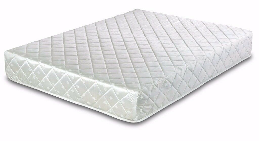 New Deluxe Memory sprung mattress for £35. DOUBLE SIZE