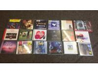 65 Cd's for sale