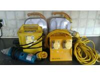 110 volt Power Equipment