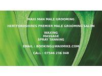 Spray Tanning for Men. Male Spray Tanning, Spray Tanning