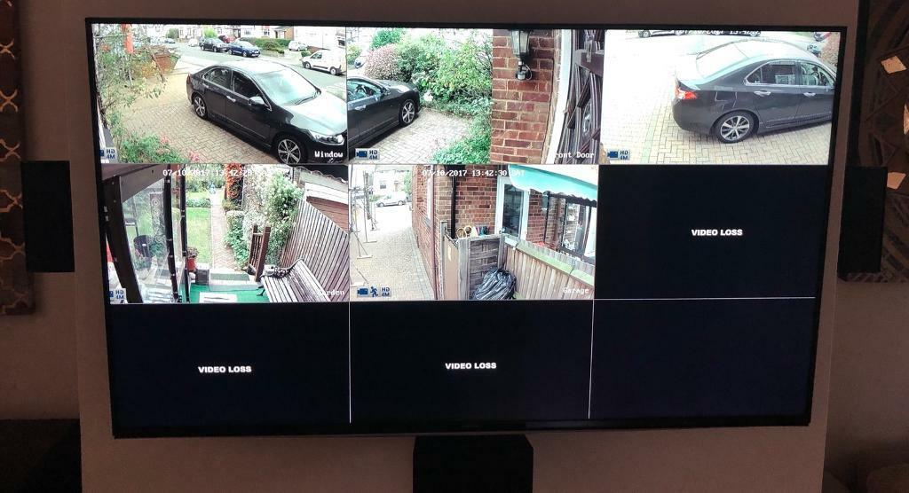 CCTV & Audio Visual installation