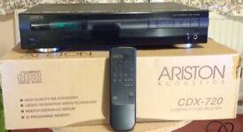 Ariston CDX-720 HiFi CD player