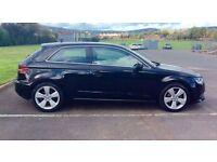 2013 Audi A3 TDI Sport 3 door 37,500 miles - price reduced
