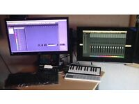 £20 per hour studio time!!!