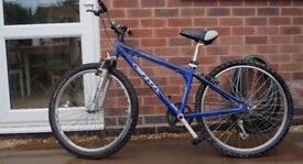 Second hand bike for sale- off road and everyday use