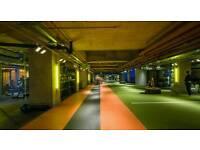Gym membership Gymbox new Farringdon