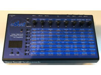 DSI Dave Smith Instruments Evolver Analog / Digital Synth Stereo Audio Processor - 16x4 Sequencer