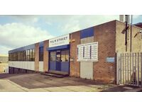 £150 PCM TO RENT - LET STORAGE UNITS - SERVICED OFFICE SUITES - NEW BASFORD, NOTTINGHAM, NG7 7HS