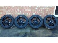 Genuine ACE Alloy Wheels 17inch