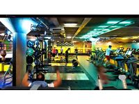 6months GymBox Multi Gym Membership (no joining fee)