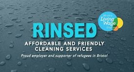 Social Enterprise Cleaning Service - RINSED Cleaning