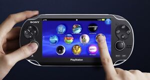 Playstation PS Vita OLED slim + PS VITA games for FREE!!