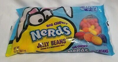Nerds Jelly Bean Easter Candy 13oz Best by Nov Ferrarra Discontinued for - Nerds Jelly Beans