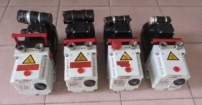 Pfeiffer Duo 2.5 Rotary Vane Vacuum Pump Tested Working