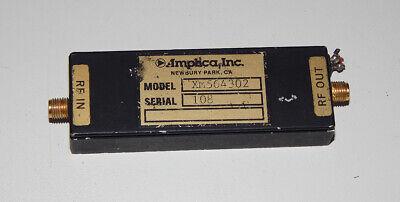 Amplifier Amplica Inc. Xm564302 7-12ghz