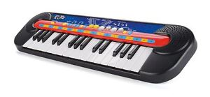 KEYJAMZ 32 KEY ELECTRONIC RECORD & PLAY CHILDRENS KEYBOARD PIANO INSTRUMENT TOY