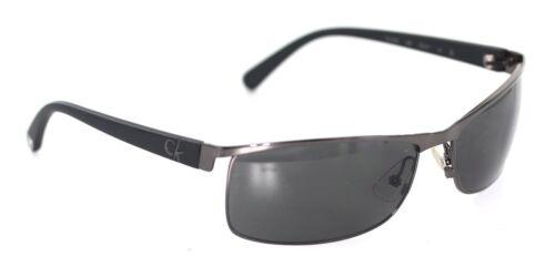 Calvin Klein CK1079s 028 Sonnenbrille / Brille Grau/Schwarz sunglasses