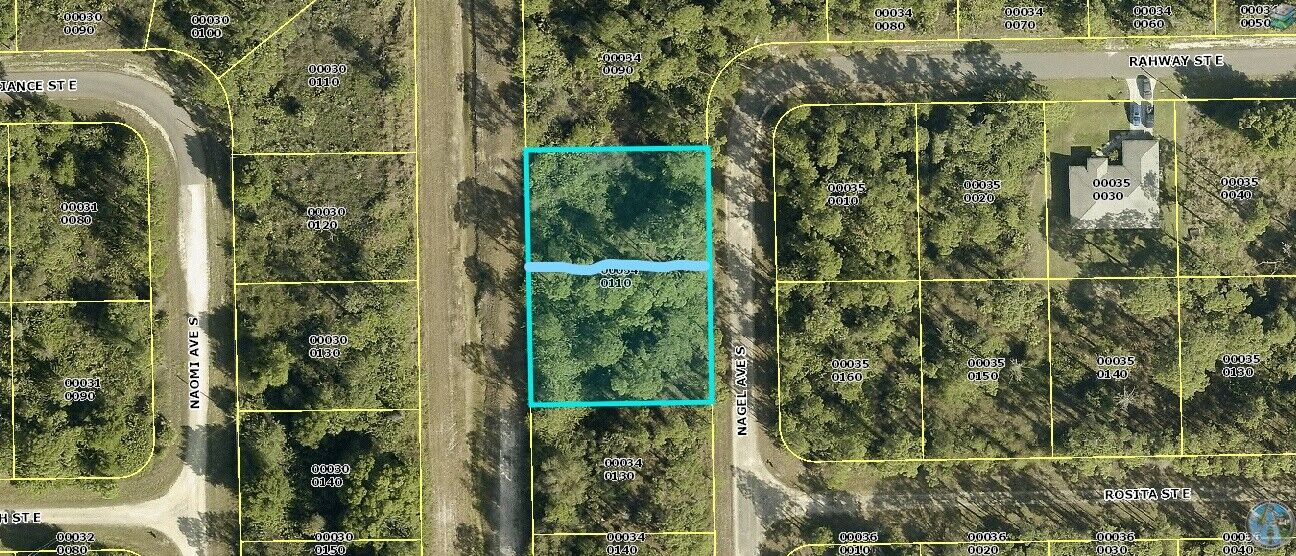 Lehigh Acres,Cape Coral,Lee County,Sanibel Island,Fort Myers,Canal Front Lot  - $2,900.00