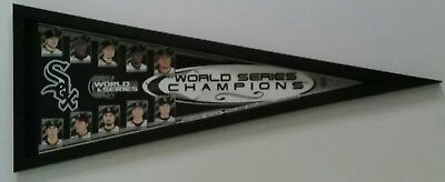 2005 Chicago white Sox world series champs frame pennant - Pennant Frame