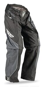 2013 Fly Patrol Adult Mens Dual Sport Adventure Offroad Over-the-Boot OTB Pants