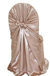 Chair covers / wedding linens