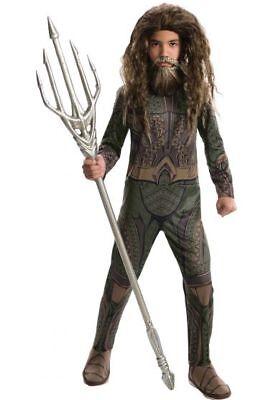 Justice League - Child Aquaman Costume - Aquaman Costume Kids