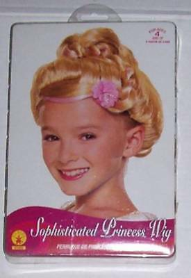 Sophisticated Princess Wig Halloween Costume Girls ages 4 and up](Sophisticated Halloween)