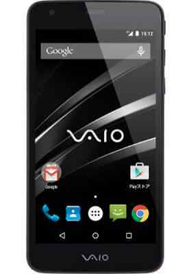 SONY VAIO VA-10J VAIO NEW PHONE  FACTORY SIM UNLOCKED ANDROID SMARTPHONE BLACK