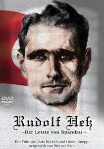 RUDOLF-HESS-EL-ULTIMO-DE-SPANDAU-Suerte-amp-Personalidad-3-IMPERIO-DVD-nuevo