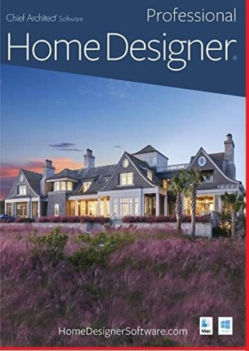 Chief Architect Home Designer Professional 2019 Lifetime License Fast Delivery ⭐