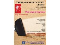 Commercial & Domestic cleaning, carpet & Upholstery. Xstream carpet clean Leeds
