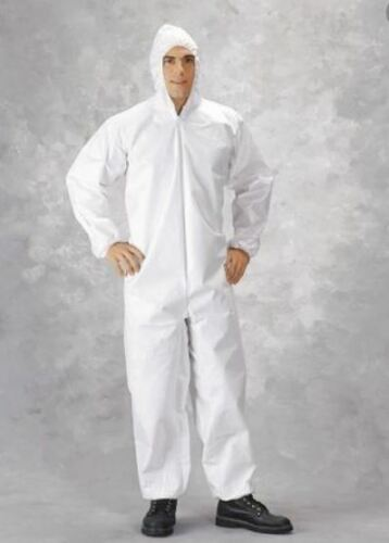 Lakeland MicroMax Personal Protection Coverall with HOOD, SIZE 3XL