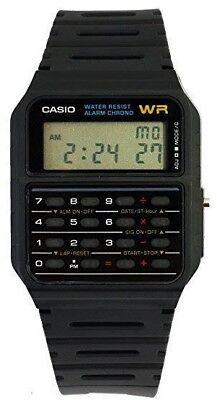 Casio Men's Watch CA-53W-1Z  CA-53  Casio Retro Men CA53 Calculator