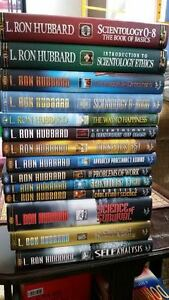 Full set of Scientology books - Excellent Condition
