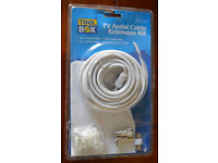 TV Aerial Cable Extension Kit