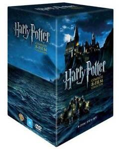 Harry Potter 8 DVD Collection Dianella Stirling Area Preview