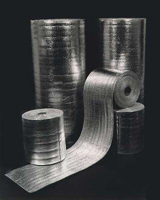 Nasatek Reflective Foam Core Insulation Pipe Hvac Duct Wrap 21x10