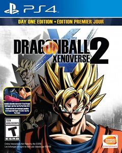 Selling Dragon Ball Xenoverse 2 (Day One Edition)