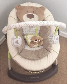 """Mothercare """"Loved So Much"""" Bouncer"""